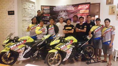 Team Balap Motor YROI Dewata Launcing New Livery