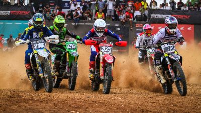 Crosser Astra Honda Juara Nasional Motocross MX2 2019