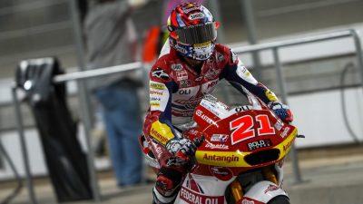 Fabio Di Giannantonio Raih Podium Ketiga di GP Qatar