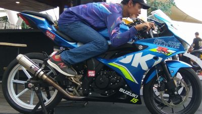 GI-JOE Racing Team, Siap Ramaikan Balap Indoclub Championship 2018