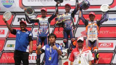 Indoprix 2014, Yamaha Mendominasi Indoprix di Sentul
