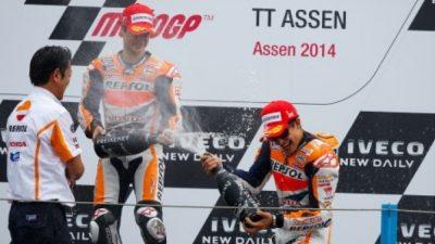 MotoGP Assen, Masih Menjadi Milik Marquez