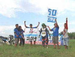 Suzuki Juara Umum Sport 150cc Indoprix 2014