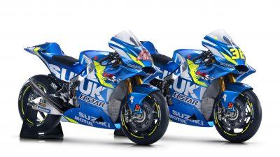 Suzuki Launching Team Suzuki Ecstar MotoGP 2019