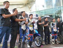 Suzuki Perkenalkan Tim Balap