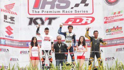 Suzuki Satria FU150 Juara Umum IRS 2014